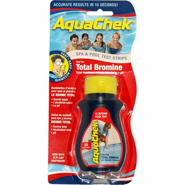 Aquachek - Bandelettes Brome