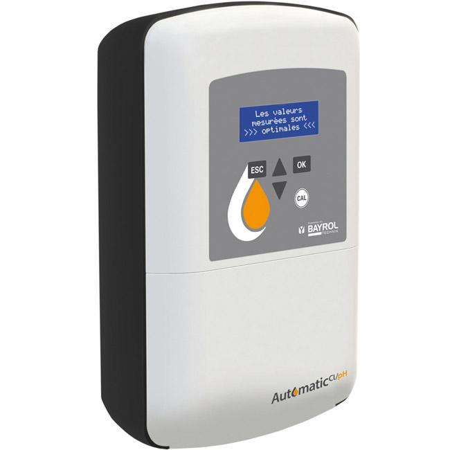 Automatic Cl/pH contrôle et régulation du pH et du chlore