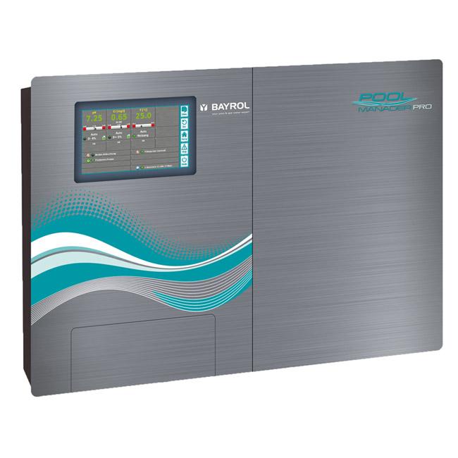 PoolManager PRO pour chlore liquide et correcteur de pH Bayrol