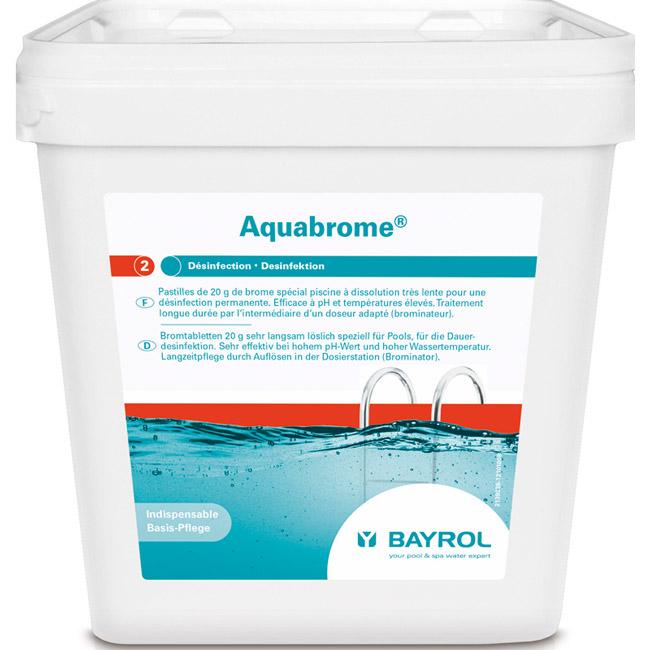 Aquabrome pastilles