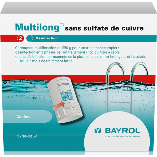 Multilong (valisette 4 cartouches)
