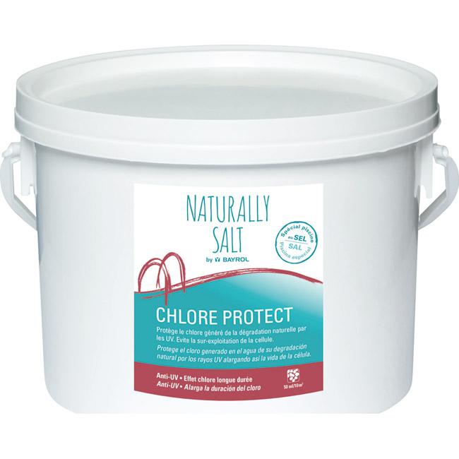 Chlore Protect Naturally Salt