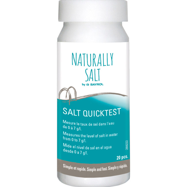 Salt QuickTest Naturally Salt