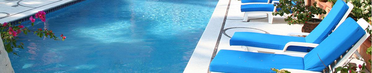 D coration accessoires et am nagements pour piscines for Sequestrant metaux piscine