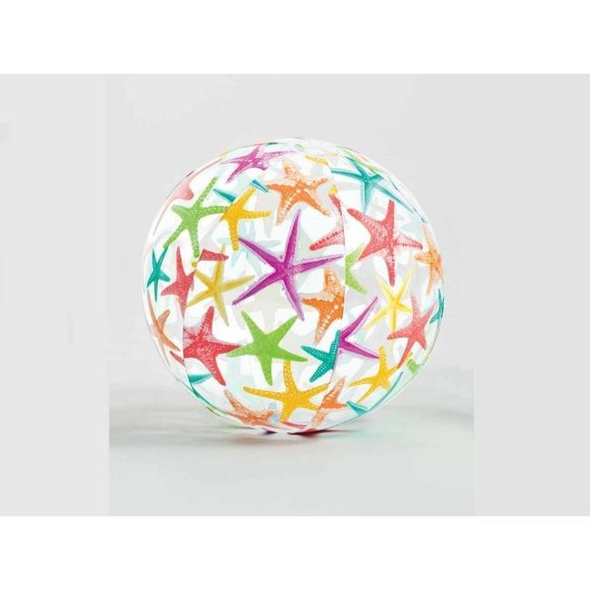 Ballon de plage gonflable imprimé 51 CM