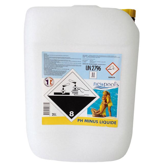 PH MINUS liquide 35% (production Française)