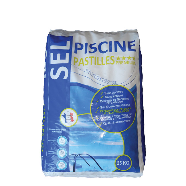SEL ADOU PRO H2O pastilles 25 kg