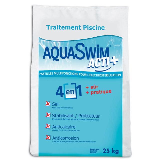 SEL piscine spécial électrolyse 25 kg *
