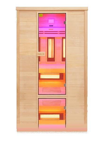 Sauna Purewave 3C - L'infrarouge bien-être & innovant