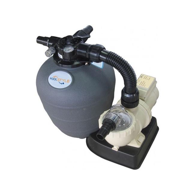 Kit filtre POOLSTYLE 8 m3 D450 et 11 m3 D500 V6V