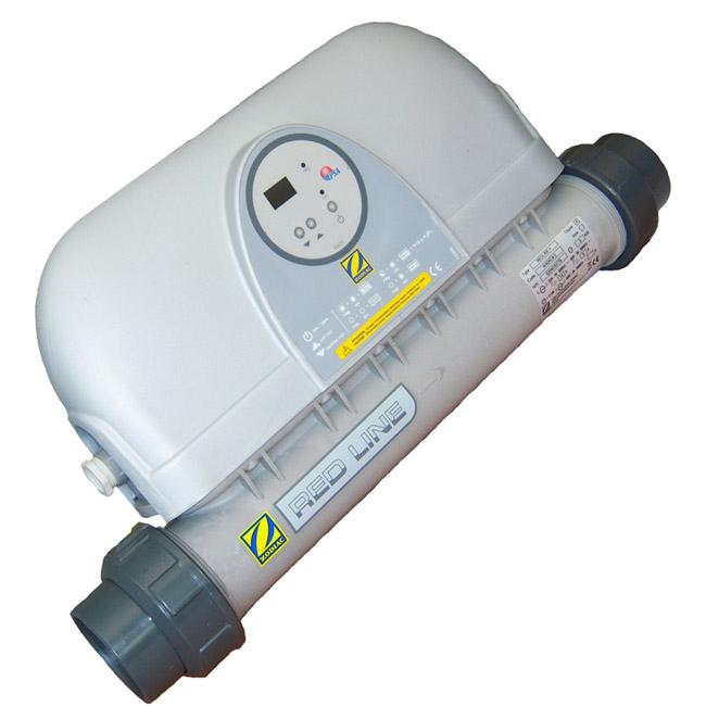 Réchauffeur électrique REDLINE Plus Titane