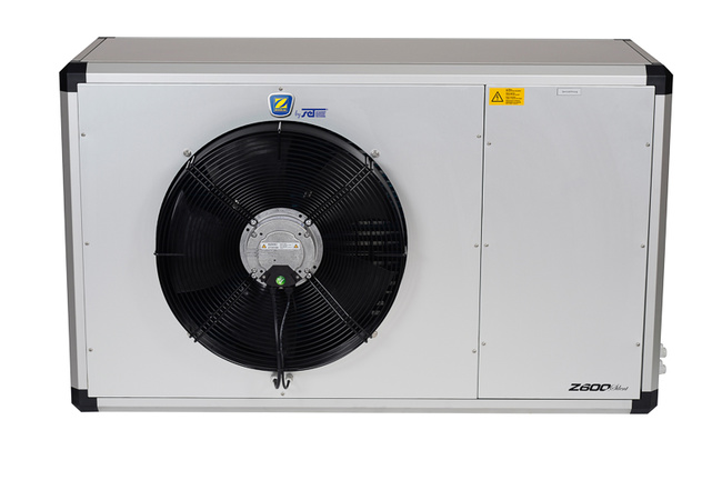 z600 silent pompe chaleur inverter air eau monobloc avec r gulateur affichag drive de. Black Bedroom Furniture Sets. Home Design Ideas